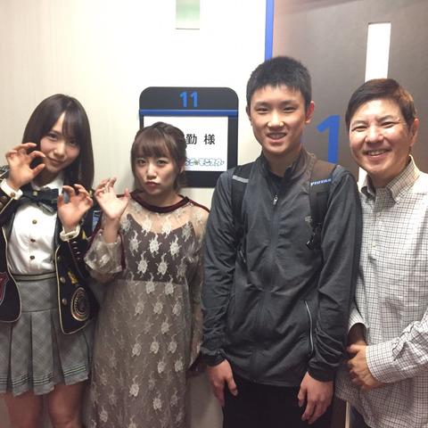 【AKB48】高橋朱里の下半身がどエロい!!!【TJDSB】