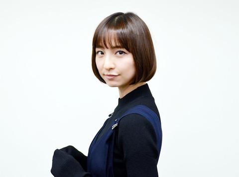【元AKB48】篠田麻里子、「苦痛でしかなかった」女優に開眼