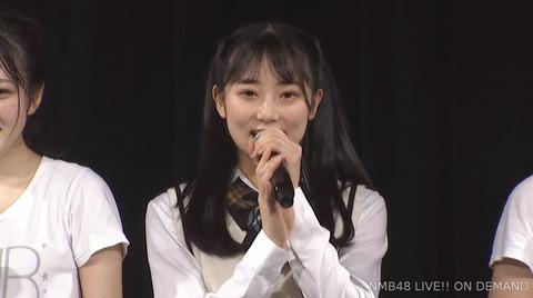 【朗報】NMB48南波陽向が復帰!大学受験が無事終わった模様