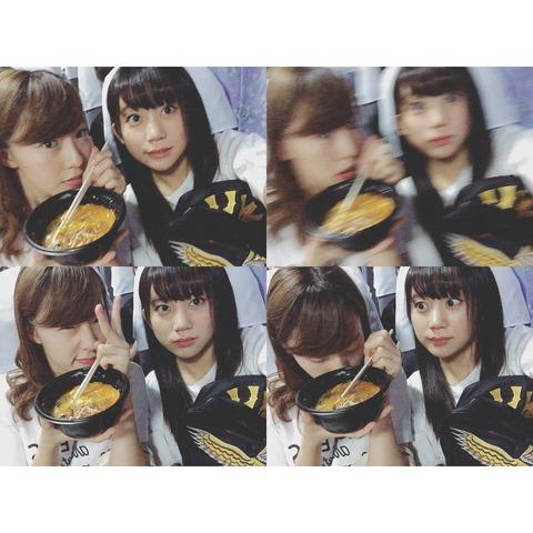【NMB48】薮下柊「横に座ってきた藤江れいながくさい」