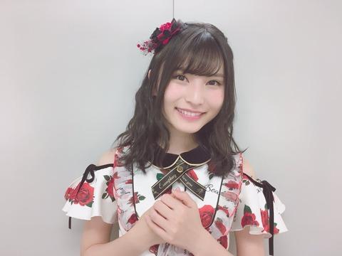 【AKB48】福岡聖菜選抜入りの最大の壁は15期で4番手という立ち位置