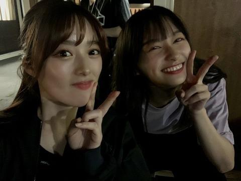 【炎上】櫻坂46&日向坂46メンバー、50名近くで会食か?