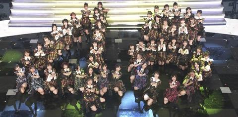 【AKB48】柏木由紀さん、紅白落選でお気持ち表明