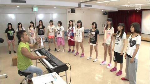 【AKB48G】なんでボイトレさせないのかな?
