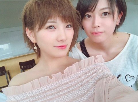 【AKB48】もしも早坂つむぎと身体が入れ替わったらどうする?