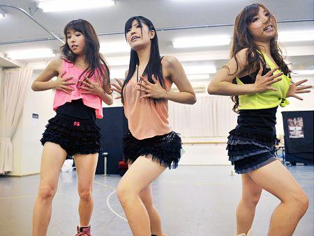 【AKB48】倉持梅田片山藤江石田前田亜菊地の好感度の高さ【中堅】