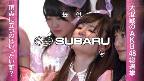 【AKB48総選挙】速報は良かったけど本番で地獄を見そうなメンバー