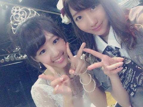 【AKB48】39位20437票内山奈月軍が柏木由紀軍に加入か?【総選挙】