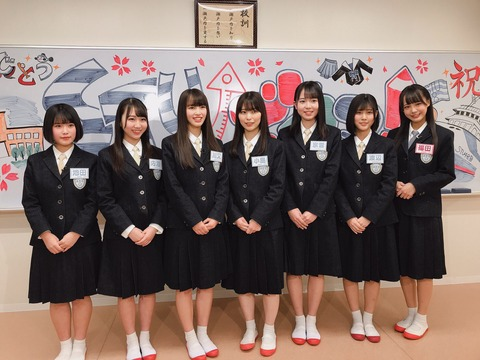 【STU48】2期生に矢作萌夏さんに似ている人がいる