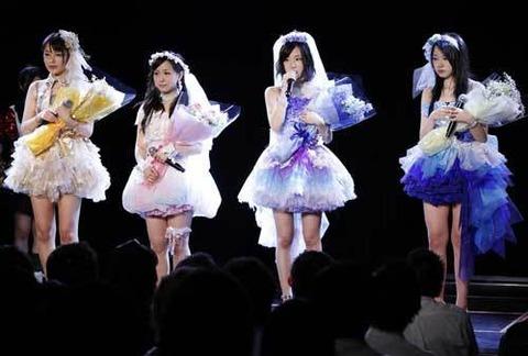 【AKB48G】現在卒業する確率が最も低いメンバーを教えてくれ