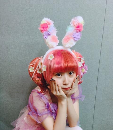 【SKE48】ちゅり(26歳)のコスプレがキツいwwwwww【高柳明音】
