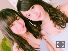 【NMB48】上西姉妹のおっぱいがゴイゴイスー【上西恵・上西怜】