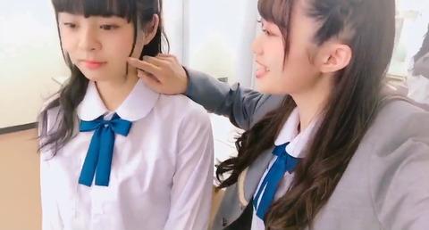 【NGT48】中井りか「ひなたとはなかよしですから!ざんねんでした!(笑)」
