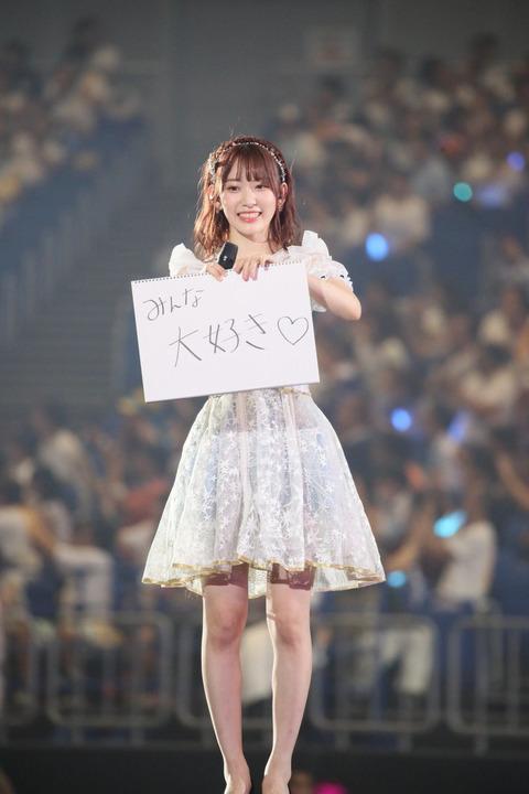 【AKB48】コンサートの撮影タイムで一度もまともに撮れたことがないんだが