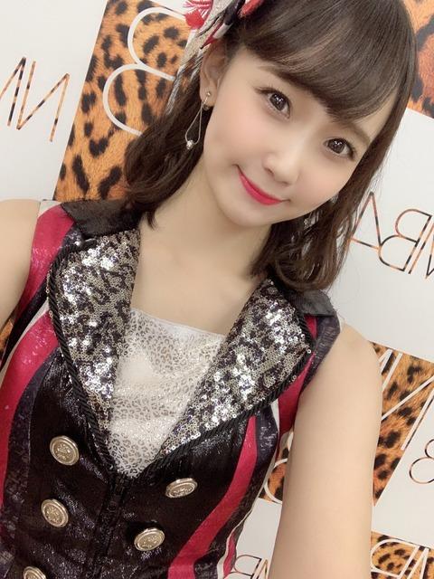 【悲報】NMB48大段舞依が劇場公演で卒業発表【まいち】