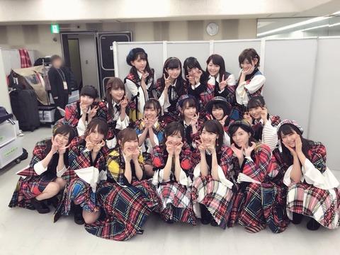 【AKB48G】めっちゃ仲がいいのに序列格差がありすぎて可哀想なメンバー挙げてみて