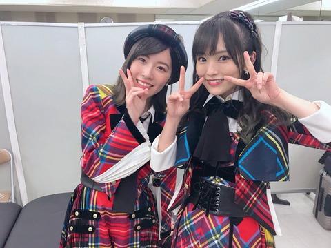 【ラジオ】関ジャニ錦戸「紅白でずっとさや姉見てた」【NMB48・山本彩】