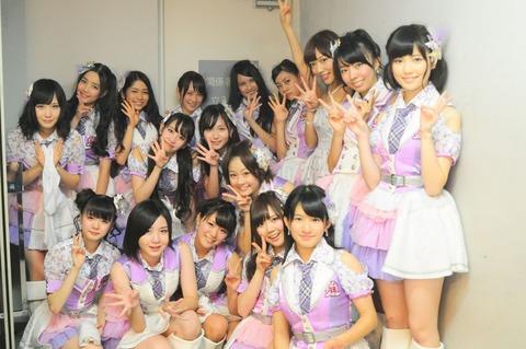 【AKB48】大場チーム4と峯岸チーム4