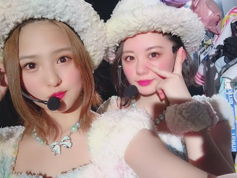 【AKB48】チーム8山田菜々美と、込山チームKの間に何かあったのか?