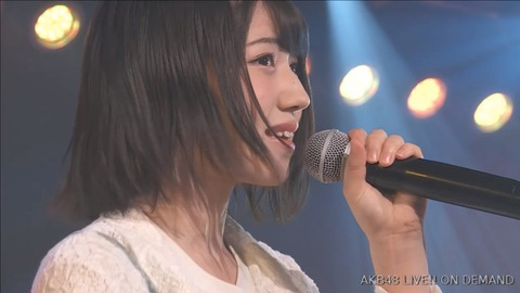 【AKB48】村山彩希「チーム8の公演だけはいくら志願しても出れない」