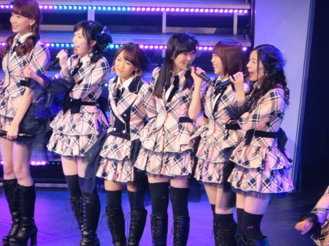 【AKB48】「リクアワ2015」最終日昼公演50位~26位画像まとめ