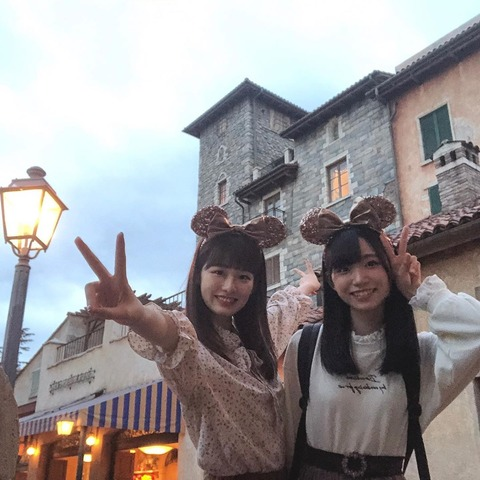 【朗報】ずっきーのお●ぱいでけぇ!!!【AKB48・山内瑞葵】