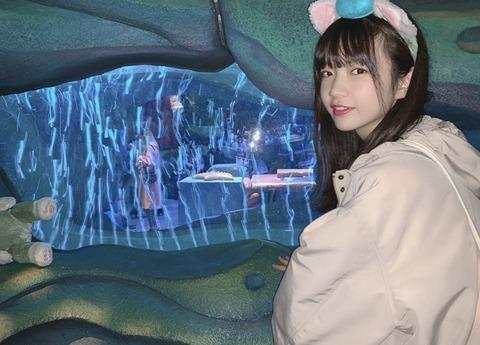 【SKE48】猫になった坂本真凛ちゃんが可愛い🎵