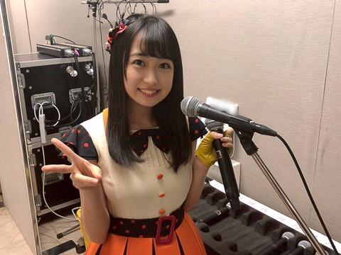 【HKT48】鳴り物入りで入団した渡部愛加里さんが良い感じに仕上がる
