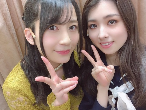 【AKB48】ゆかるんとさっほーってどっちが強いの?【佐々木優佳里・岩立沙穂】