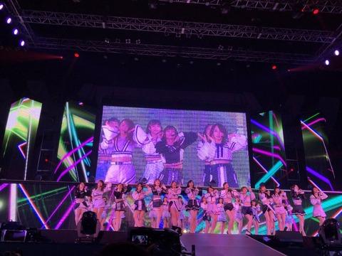 【AKB48G】ライブで曲をフルでやらずにワンハーフでやる理由って何?