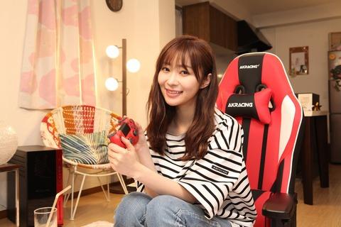 【朗報】指原莉乃、フジテレビで冠番組「さっしーのe部屋」放送決定!!!