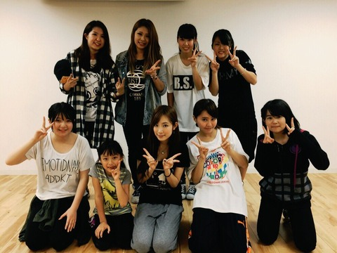【悲報】矢神久美のダンスユニットがSKE以上のブス集団www