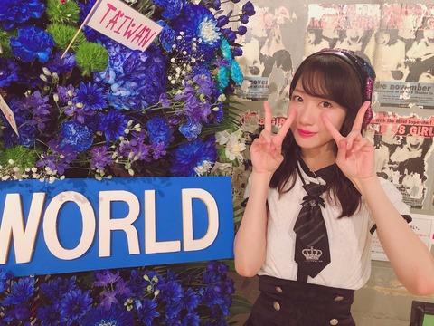 【朗報】AKB48柏木由紀さん(27)、まだまだ卒業する気なし!