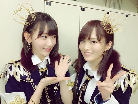【AKB48G】さや姉とさくらたんが同時にいなくなるって過去最高にヤバイよね【山本彩・宮脇咲良】