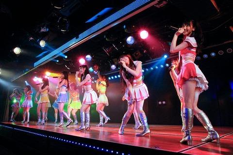 【AKB48G】劇場公演で最前席枠としてチケット売り出したら、適正価格はいくら?
