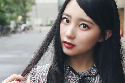 【HKT48】田中美久りん「恋愛対象は50歳ぐらいまで、お父さんより上でも全然平気」