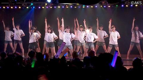 【AKB48】16期研究生がようやくチーム公演にアンダー出演