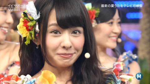 梅田彩佳「NMB48が1番かっこいい」