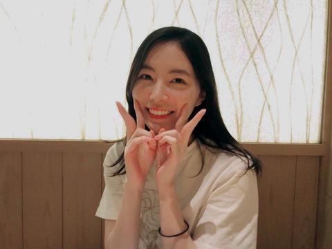 【SKE48】湯浅支配人が撮影した松井珠理奈の近影が6月に収録のインスタ映え17話と同じ服装なんだが