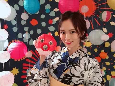 【NMB48】第一回浴衣コレクションキタ━━━(゚∀゚)━━━!!【納涼】