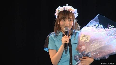 【SKE48】松村香織「大場美奈はよくあの程度で謹慎したな。今だったら絶対スルーじゃん。」
