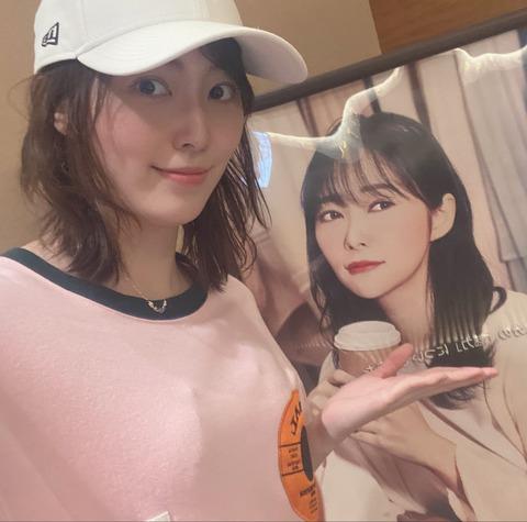 【祝】松井珠理奈さん、卒業後初めて東京のテレビ局内での番組収録!