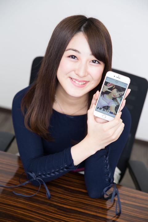 【AKB48】いずりな「自撮り詐欺と思われたくないから写真はあまり加工しない」【伊豆田莉奈】