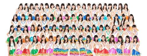【SKE48】新レギュラー番組「SKE48のおにぎり!」(仮題)が4月24日スタート!MCは平成ノブシコブシ