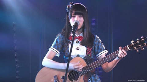 【AKB48】長久玲奈ってよく弾き語りやってるけどぶっちゃけ音痴じゃない?