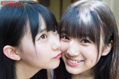【HKT48】お前らがなこみくとしたいプレイ【田中美久・矢吹奈子】