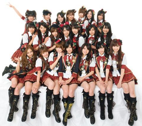 【AKB48】言い訳Maybeの選抜が半分以上卒業しているという現実・・・