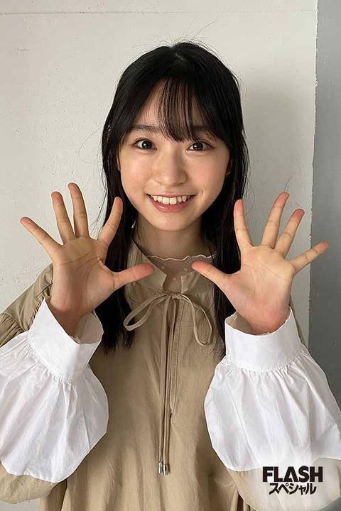 【悲報】無修正の山内瑞葵がヤバいと話題にwwwwww【AKB48】