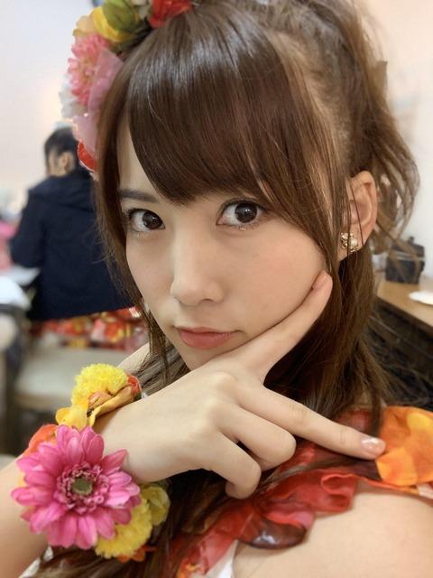 【AKB48】岡部麟ちゃんの唾液が飲めるけど股間が痒くなるボタン押す?