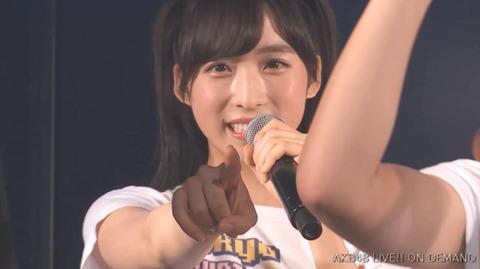 【AKB48】小栗有以を間近に見た時の感想【ゅぃゅぃ】